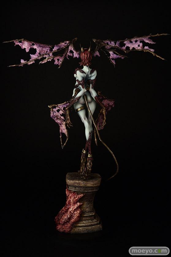 オルカトイズのデビルマンレディー~The Extreme Devil~の新作フィギュア彩色サンプル画像07