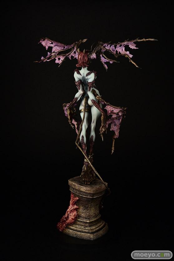 オルカトイズのデビルマンレディー~The Extreme Devil~の新作フィギュア彩色サンプル画像08
