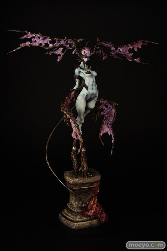 オルカトイズのデビルマンレディー~The Extreme Devil~の新作フィギュア彩色サンプル画像11