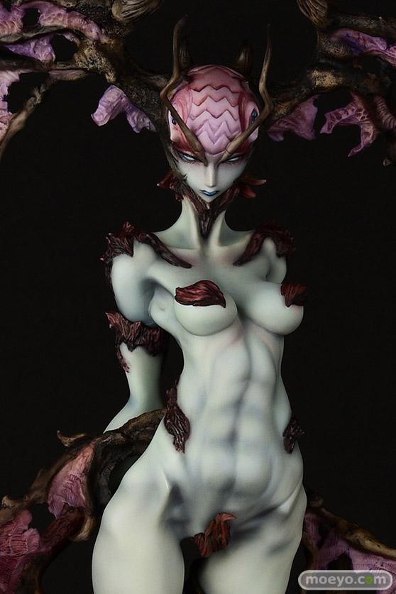 オルカトイズのデビルマンレディー~The Extreme Devil~の新作フィギュア彩色サンプル画像12