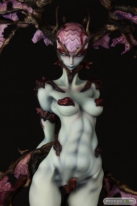 オルカトイズのデビルマンレディー~The Extreme Devil~の新作フィギュア彩色サンプル画像13