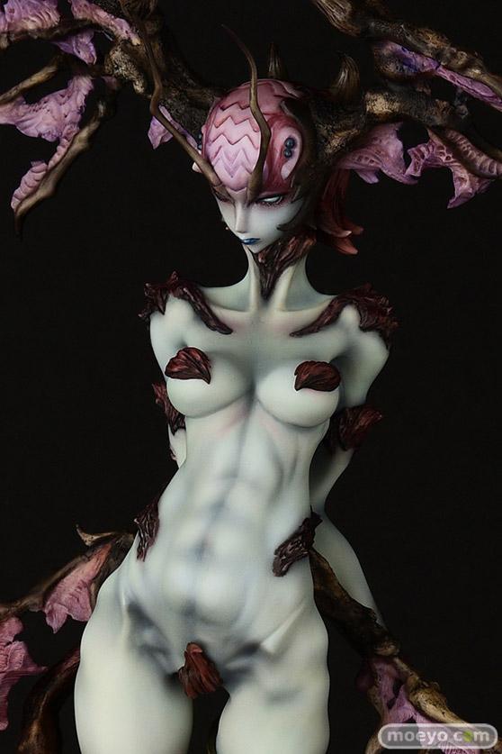 オルカトイズのデビルマンレディー~The Extreme Devil~の新作フィギュア彩色サンプル画像14