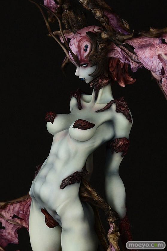 オルカトイズのデビルマンレディー~The Extreme Devil~の新作フィギュア彩色サンプル画像15