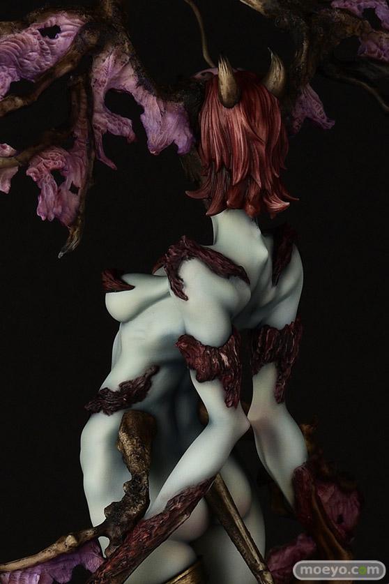 オルカトイズのデビルマンレディー~The Extreme Devil~の新作フィギュア彩色サンプル画像17