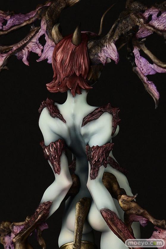 オルカトイズのデビルマンレディー~The Extreme Devil~の新作フィギュア彩色サンプル画像19