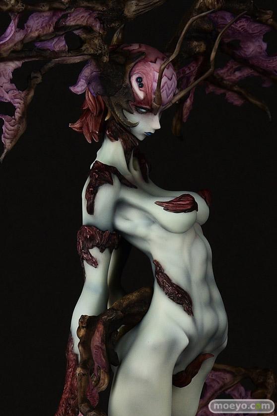 オルカトイズのデビルマンレディー~The Extreme Devil~の新作フィギュア彩色サンプル画像21