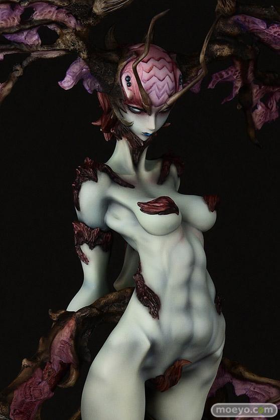 オルカトイズのデビルマンレディー~The Extreme Devil~の新作フィギュア彩色サンプル画像22