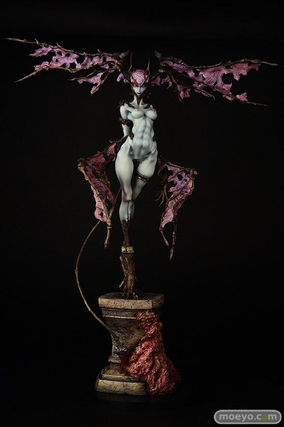 オルカトイズのデビルマンレディー~The Extreme Devil~の新作フィギュア彩色サンプル画像23