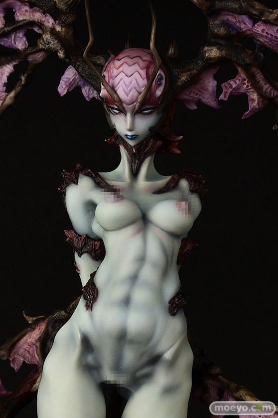 オルカトイズのデビルマンレディー~The Extreme Devil~の新作フィギュア彩色サンプル画像27