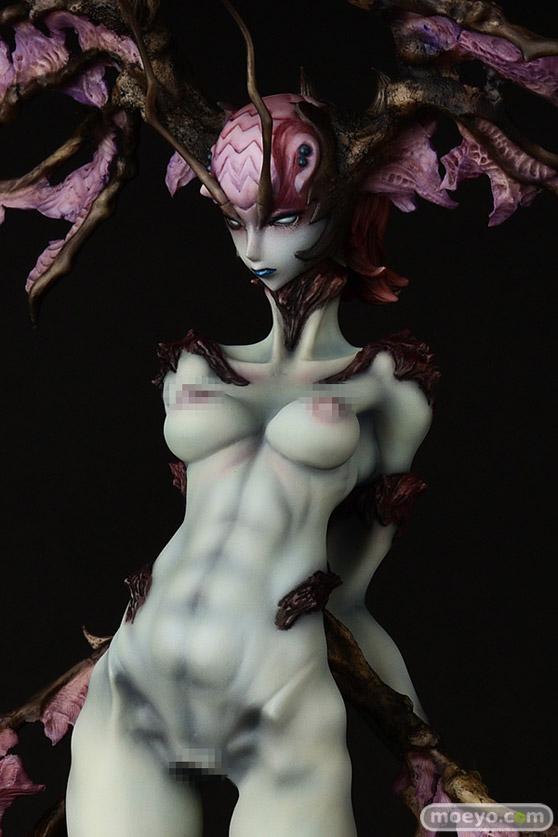 オルカトイズのデビルマンレディー~The Extreme Devil~の新作フィギュア彩色サンプル画像28