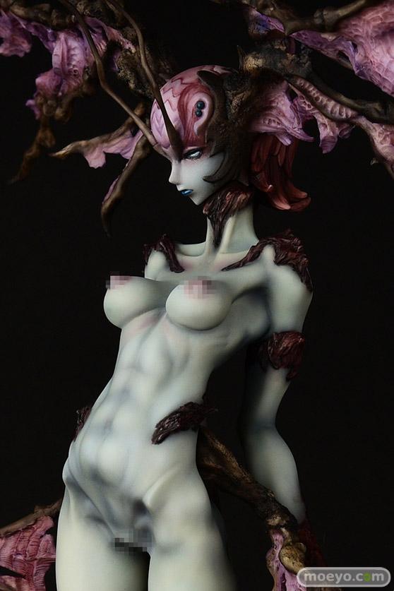 オルカトイズのデビルマンレディー~The Extreme Devil~の新作フィギュア彩色サンプル画像29