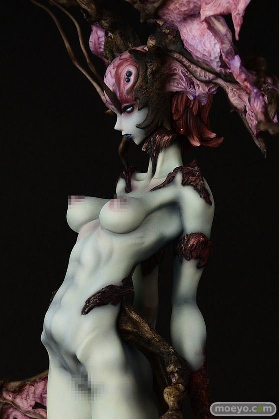 オルカトイズのデビルマンレディー~The Extreme Devil~の新作フィギュア彩色サンプル画像30