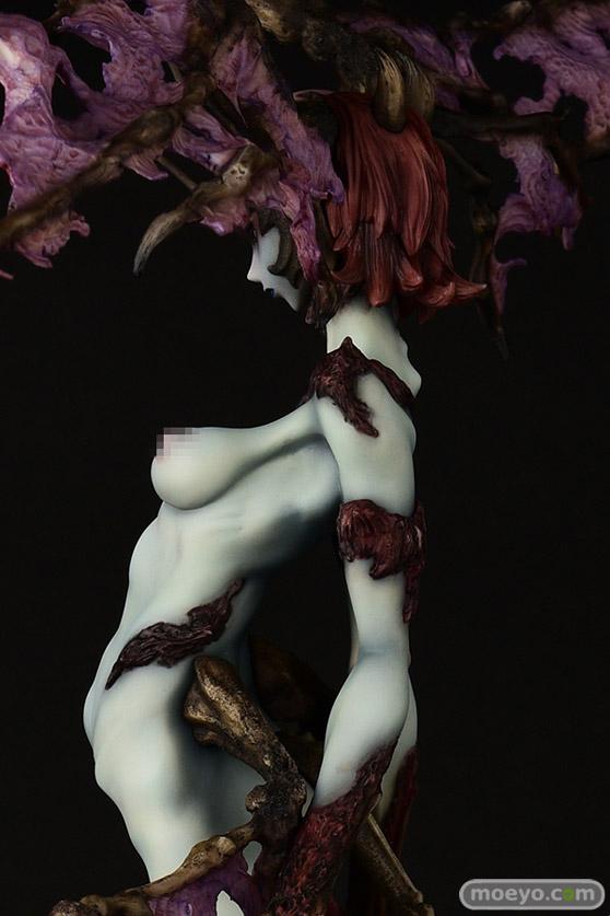 オルカトイズのデビルマンレディー~The Extreme Devil~の新作フィギュア彩色サンプル画像31