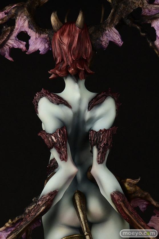オルカトイズのデビルマンレディー~The Extreme Devil~の新作フィギュア彩色サンプル画像34