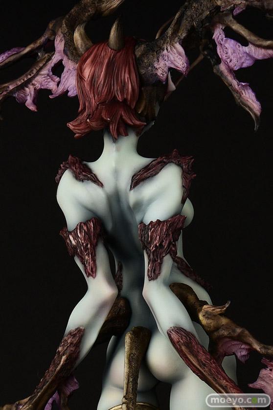オルカトイズのデビルマンレディー~The Extreme Devil~の新作フィギュア彩色サンプル画像35