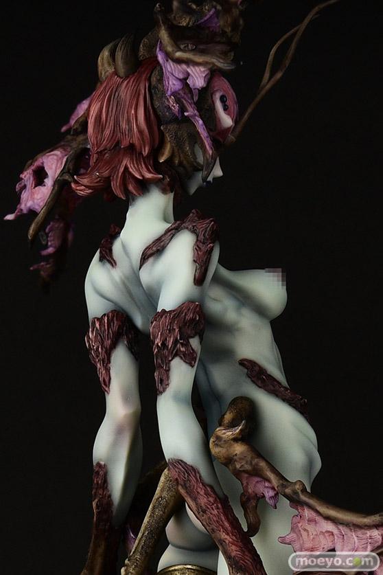 オルカトイズのデビルマンレディー~The Extreme Devil~の新作フィギュア彩色サンプル画像36