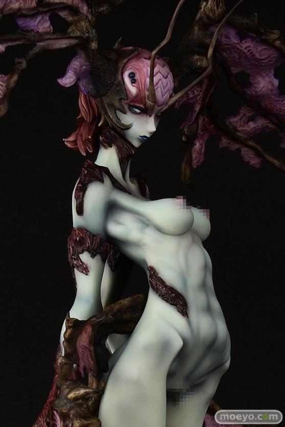 オルカトイズのデビルマンレディー~The Extreme Devil~の新作フィギュア彩色サンプル画像38