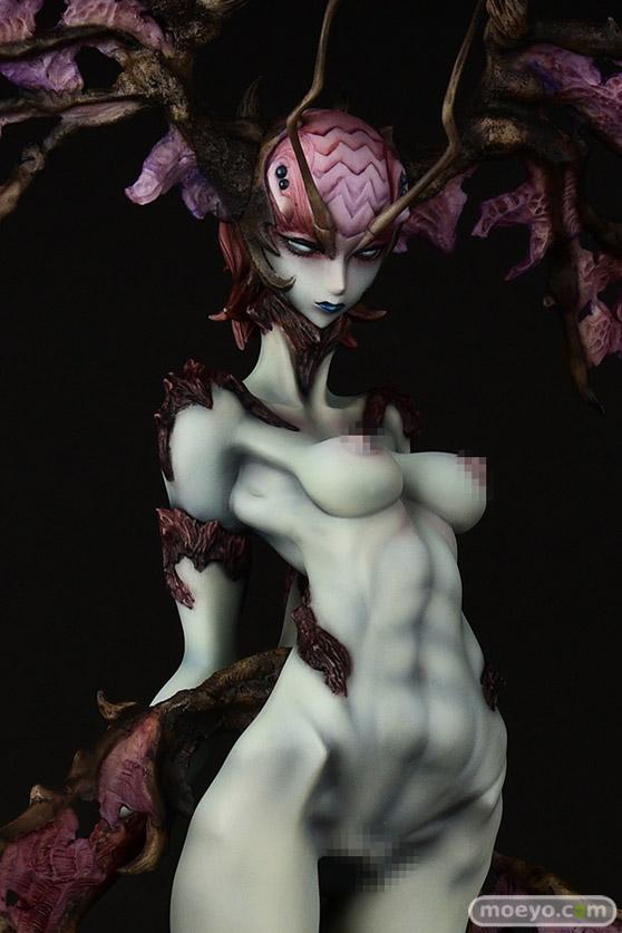 オルカトイズのデビルマンレディー~The Extreme Devil~の新作フィギュア彩色サンプル画像39