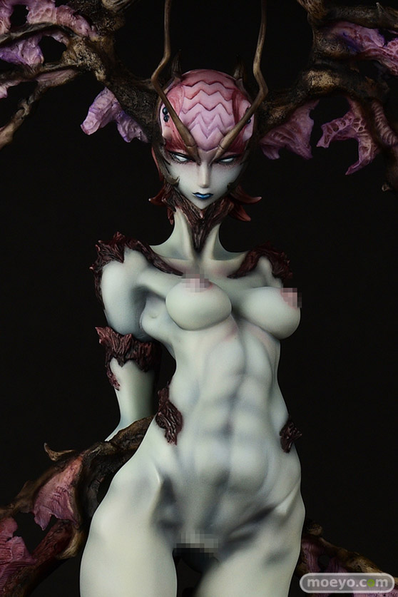 オルカトイズのデビルマンレディー~The Extreme Devil~の新作フィギュア彩色サンプル画像40