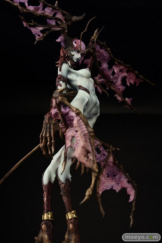 オルカトイズのデビルマンレディー~The Extreme Devil~の新作フィギュア彩色サンプル画像44