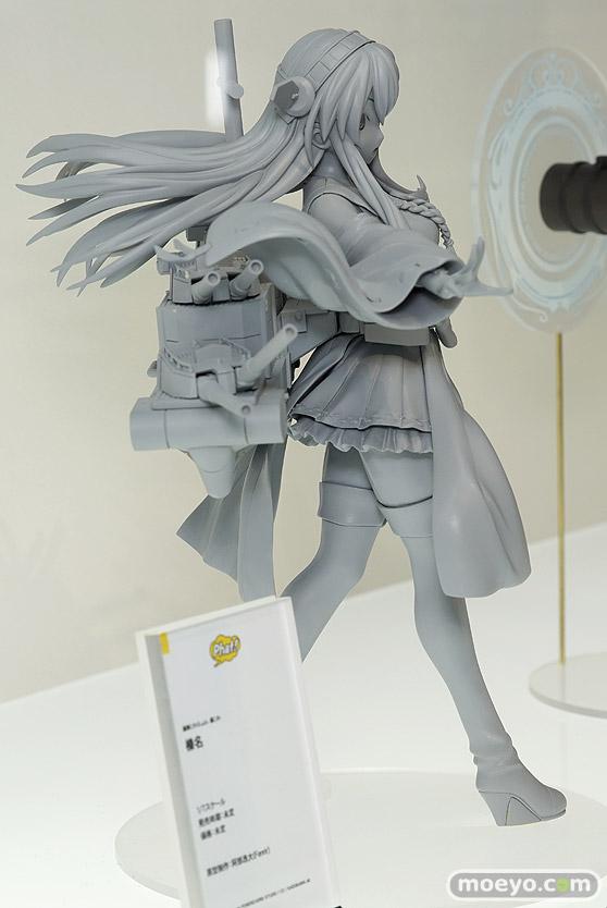 ファット・カンパニーの艦隊これくしょん-艦これ- 榛名の新作フィギュア原型画像02