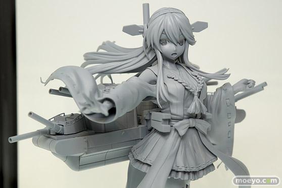 ファット・カンパニーの艦隊これくしょん-艦これ- 榛名の新作フィギュア原型画像05