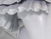 ファット・カンパニーの新作フィギュア「艦隊これくしょん-艦これ- 榛名」監修中原型が展示!【ワンホビG】