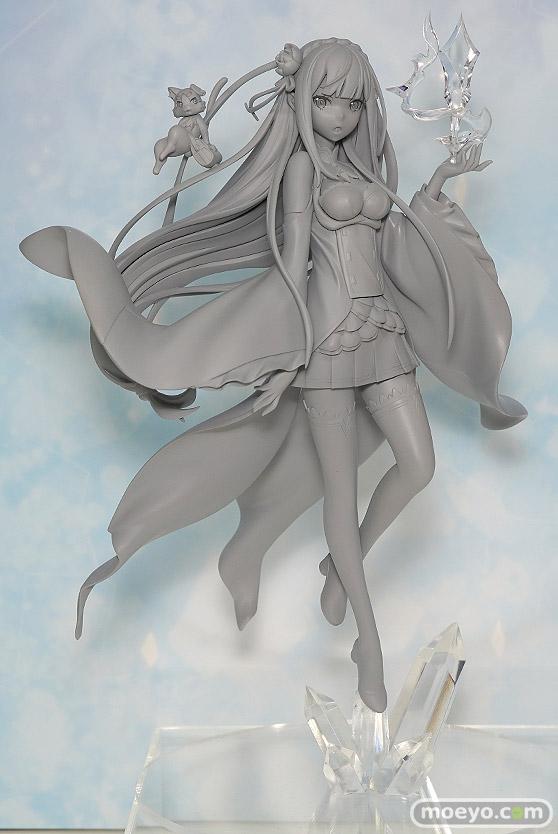 アルターのRe:ゼロから始める異世界生活 エミリアの新作フィギュア監修中原型画像01