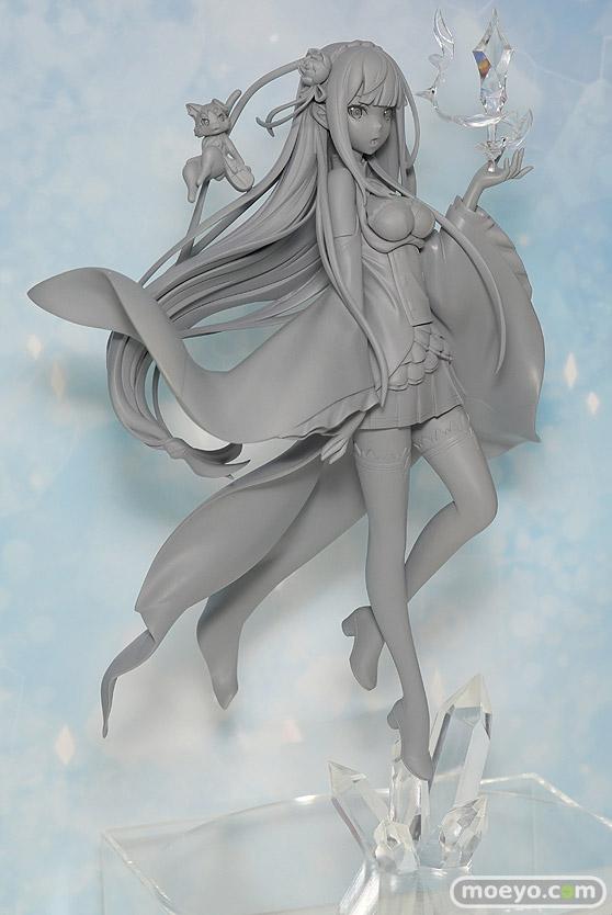 アルターのRe:ゼロから始める異世界生活 エミリアの新作フィギュア監修中原型画像02
