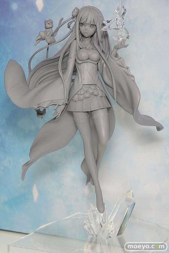 アルターのRe:ゼロから始める異世界生活 エミリアの新作フィギュア監修中原型画像03