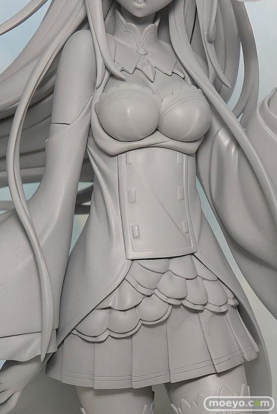 アルターのRe:ゼロから始める異世界生活 エミリアの新作フィギュア監修中原型画像06