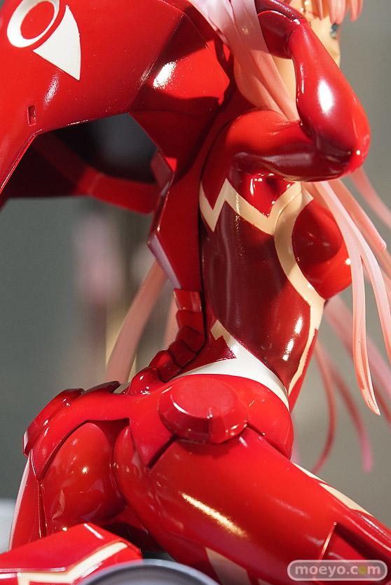 コトブキヤのダーリン・イン・ザ・フランキス ゼロツーの新作フィギュア彩色サンプル画像09