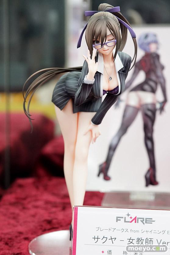 フレアのブレードアークス from シャイニング EX サクヤ -女教師 Ver.-の新作フィギュア彩色サンプル画像01