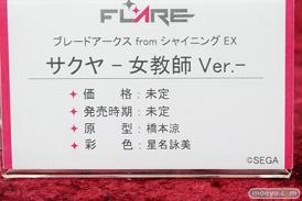 フレアのブレードアークス from シャイニング EX サクヤ -女教師 Ver.-の新作フィギュア彩色サンプル画像12