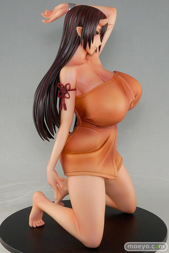ダイキ工業の鬼の湯 鬼娘 柊ちゃんの新作フィギュア彩色サンプル画像03