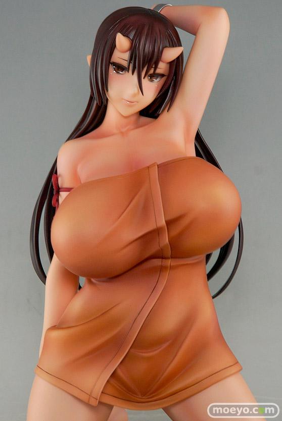 ダイキ工業の鬼の湯 鬼娘 柊ちゃんの新作フィギュア彩色サンプル画像09