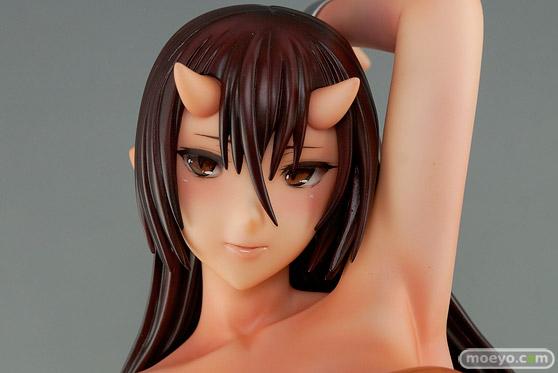 ダイキ工業の鬼の湯 鬼娘 柊ちゃんの新作フィギュア彩色サンプル画像12