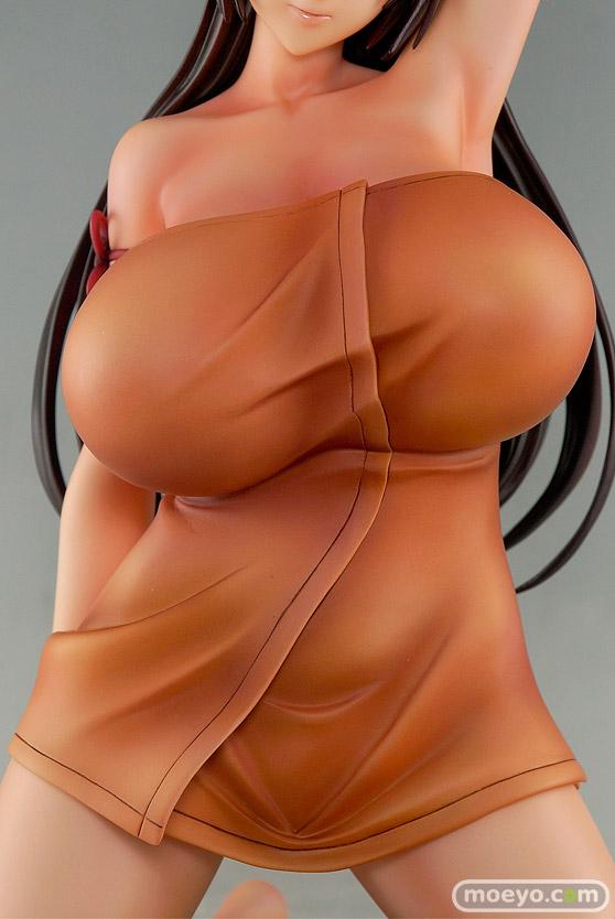 ダイキ工業の鬼の湯 鬼娘 柊ちゃんの新作フィギュア彩色サンプル画像13