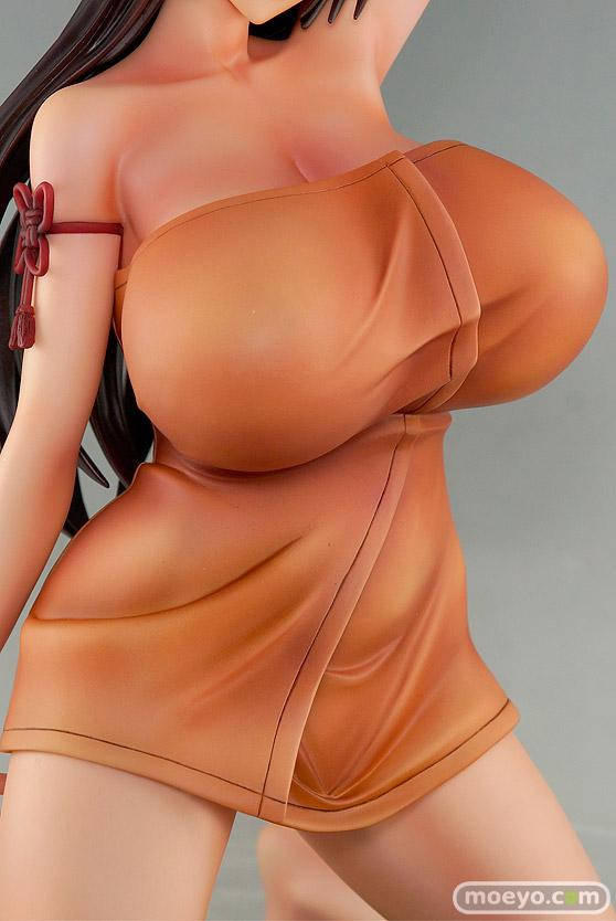 ダイキ工業の鬼の湯 鬼娘 柊ちゃんの新作フィギュア彩色サンプル画像14