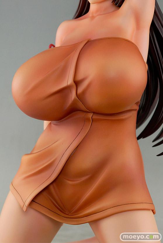 ダイキ工業の鬼の湯 鬼娘 柊ちゃんの新作フィギュア彩色サンプル画像15