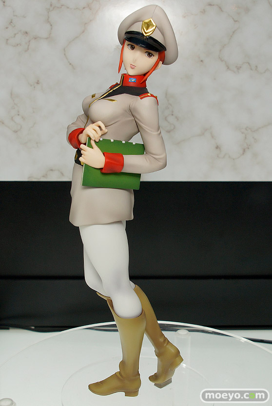 メガハウスのガンダム・ガールズ・ジェネレーション 機動戦士ガンダム マチルダ・アジャンの新作フィギュア彩色サンプル画像01
