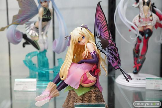 コトブキヤの紫陽花の妖精アナベルの新作フィギュア彩色サンプル画像01