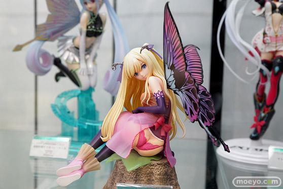 コトブキヤの紫陽花の妖精アナベルの新作フィギュア彩色サンプル画像02