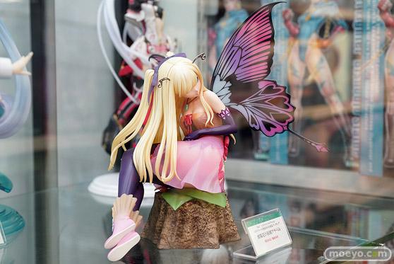 コトブキヤの紫陽花の妖精アナベルの新作フィギュア彩色サンプル画像03