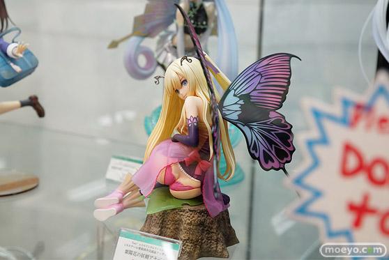 コトブキヤの紫陽花の妖精アナベルの新作フィギュア彩色サンプル画像04