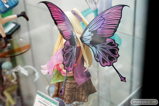 コトブキヤの紫陽花の妖精アナベルの新作フィギュア彩色サンプル画像05