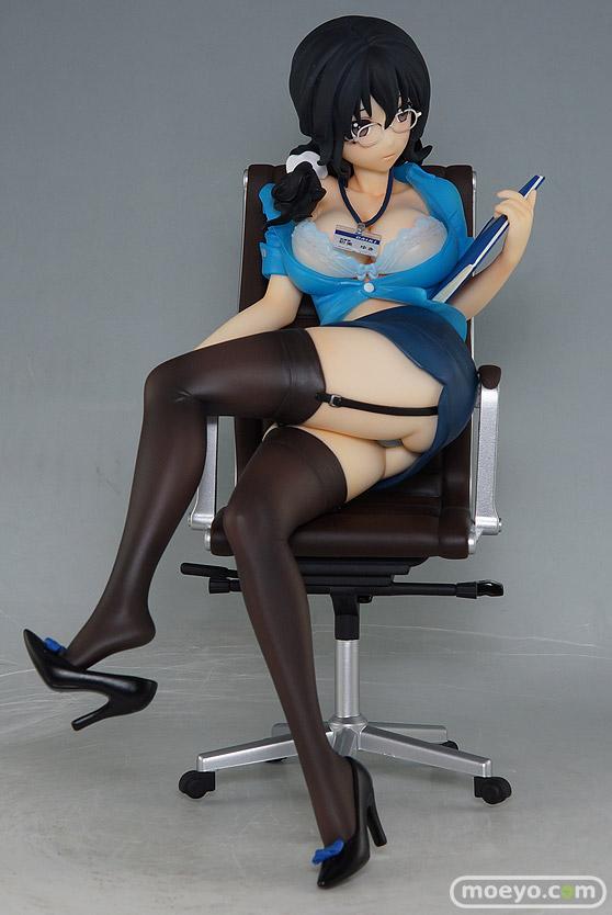 ダイキ工業のCLオリジナル 秘書課 初美ゆき[青い小悪魔]の新作フィギュア製品版画像02