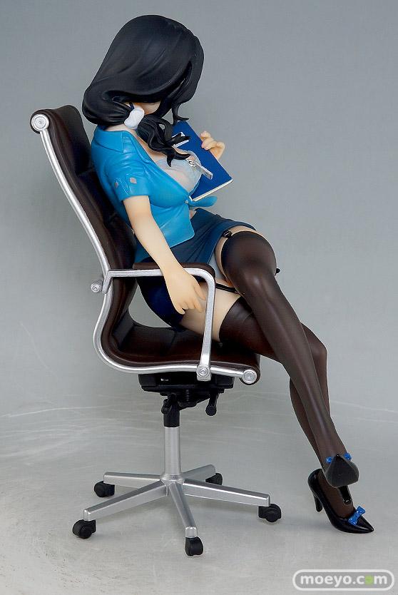 ダイキ工業のCLオリジナル 秘書課 初美ゆき[青い小悪魔]の新作フィギュア製品版画像04