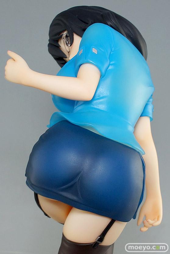 ダイキ工業のCLオリジナル 秘書課 初美ゆき[青い小悪魔]の新作フィギュア製品版画像20