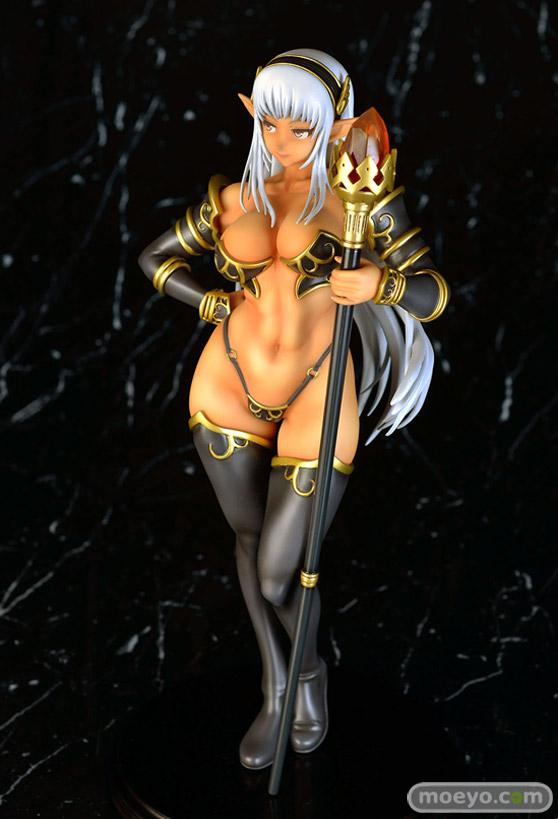 Q-sixのドラゴンズクラウン 黒エルフの魔獣使いの新作フィギュア彩色サンプル画像04